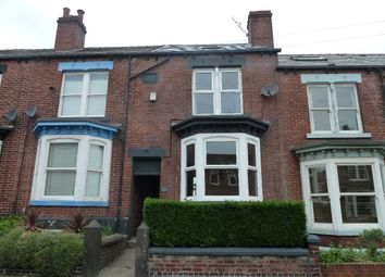 Thumbnail 4 bed terraced house to rent in Burcot Rd, Meersbrook, Sheffield