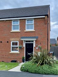 Thumbnail 2 bed semi-detached house for sale in Carr Close, Kingsway, Rochdale