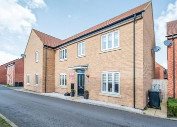 Thumbnail 4 bed semi-detached house for sale in Cooper Road, Gunthorpe, Peterborough, Cambridgeshire