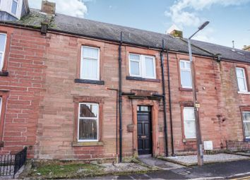 Thumbnail 1 bedroom flat for sale in Wallace Street, Dumfries