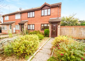 Thumbnail 2 bed end terrace house for sale in St. Margarets Court, Taunton