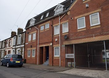 Thumbnail 1 bedroom flat for sale in Pearl Court, Pearl Street, Splott