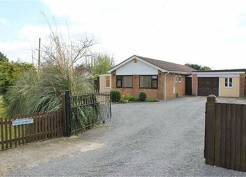 Thumbnail 2 bed detached bungalow for sale in Mill Lane, Saltfleet, Louth, Lincolnshire