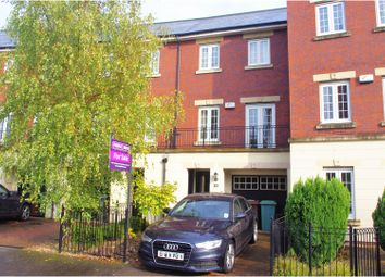 Thumbnail 3 bed town house for sale in Castle Lodge Avenue, Leeds