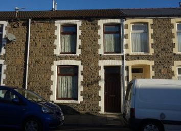 Thumbnail 3 bed terraced house to rent in Miskin Street, Tynywedd