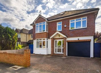 Thumbnail 6 bed detached house for sale in Monmouth Avenue, Hampton Wick