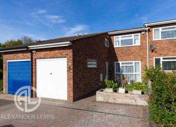 Thumbnail 3 bed terraced house for sale in Curlew Close, Letchworth Garden City