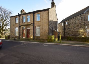 Thumbnail 3 bed semi-detached house for sale in Hill Top Road, Slaithwaite, Huddersfield