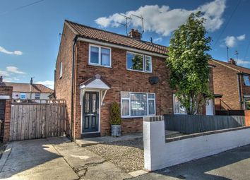 Thumbnail 3 bed semi-detached house for sale in Wentworth Road, Bridlington