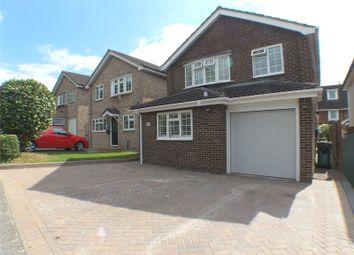 Thumbnail 4 bed detached house for sale in Station Avenue, Wickford