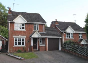 Thumbnail 3 bed detached house for sale in Badger Way, Hazlemere, High Wycombe