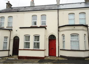 Thumbnail 2 bed terraced house to rent in Brownlow Street, Comber, Newtownards