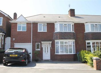Thumbnail 5 bed semi-detached house for sale in High Haden Crescent, Cradley Heath, West Midlands