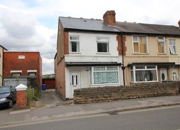 Thumbnail 3 bed end terrace house for sale in Cotmanhay Road, Ilkeston