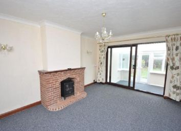 Thumbnail 2 bed semi-detached bungalow for sale in Elm Grove, Kirby Cross, Frinton-On-Sea, Essex.