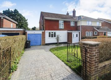 Fairford Road, Tilehurst, Reading RG31. 3 bed semi-detached house for sale