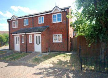 Thumbnail 3 bed semi-detached house for sale in Bonnington Court, Spalding