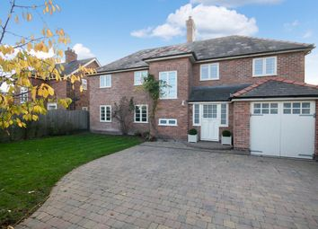 Thumbnail 4 bed detached house for sale in Canadian Avenue, Hoole, Chester