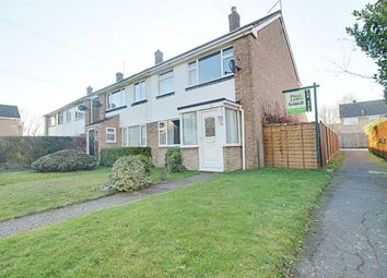 3 bed semi-detached house for sale in Highfield Avenue, Alconbury Weston, Huntingdon PE28