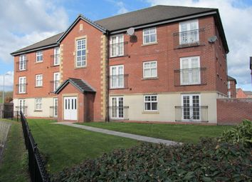 Thumbnail 2 bed flat to rent in Piele Road, Haydock, St Helens