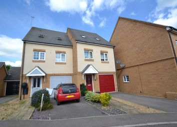 Thumbnail 3 bed semi-detached house for sale in Harmonds Wood Close, Broxbourne