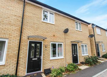 Thumbnail 2 bedroom terraced house for sale in Lilyfield Crescent, Huntingdon