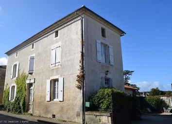 Thumbnail 4 bed property for sale in Aigre, Poitou-Charentes, 16140, France