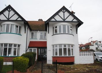 Thumbnail 3 bed semi-detached house to rent in Midhurst Avenue, Westcliff-On-Sea
