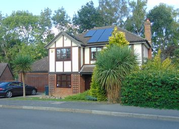Thumbnail 4 bed detached house to rent in Landbury Walk, Orchard Heights, Ashford