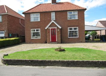 Thumbnail 3 bed detached house for sale in Private Road, Ormesby, Great Yarmouth