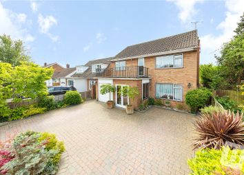Thumbnail 5 bed detached house for sale in New Century Road, Laindon, Essex