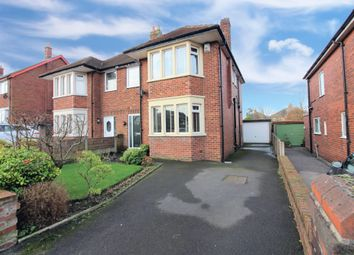 Thumbnail 3 bed semi-detached house for sale in Mossbourne Road, Poulton-Le-Fylde