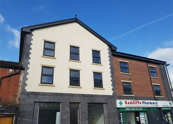 Thumbnail 1 bed flat to rent in 45 Church Street West, Radcliffe, Manchester