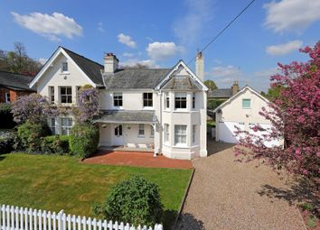 Thumbnail 6 bedroom detached house for sale in Church Road, Sunningdale, Ascot