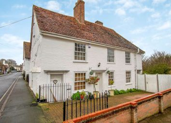 4 bed semi-detached house for sale in High Street, Brightlingsea, Colchester CO7