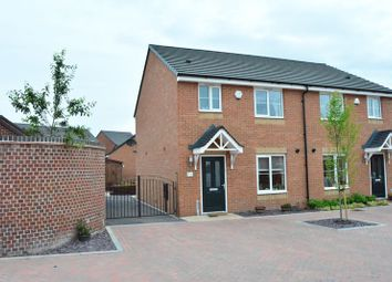 Thumbnail 3 bed semi-detached house for sale in Palisade Close, Newport