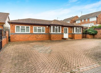 Thumbnail 4 bed bungalow for sale in Lawnswood Road, Wordsley, Stourbridge