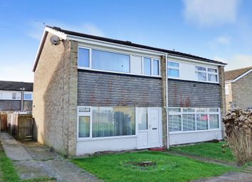 Thumbnail 3 bed semi-detached house to rent in Meadowside, Angmering, Littlehampton