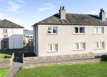 Thumbnail 2 bed flat for sale in Springbank Road, Alyth, Blairgowrie