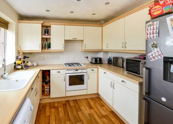 Thumbnail 3 bed town house for sale in Manor House Drive, Kingsnorth, Ashford