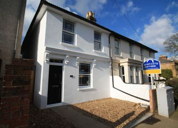 Thumbnail 2 bed end terrace house to rent in Tower Road, Dartford