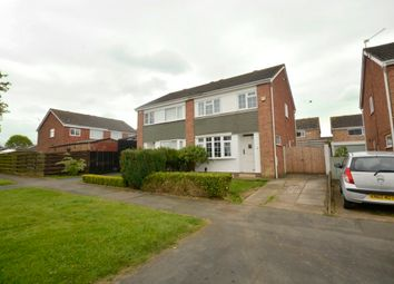 Thumbnail 3 bed semi-detached house for sale in Squires Green, Burbage, Hinckley