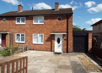 Thumbnail 2 bedroom semi-detached house for sale in Woodshawe Rise, Braunstone, Leicester, Leicestershire