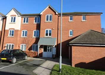 Thumbnail 2 bed flat for sale in Wellwood Close, Ellesmere Port
