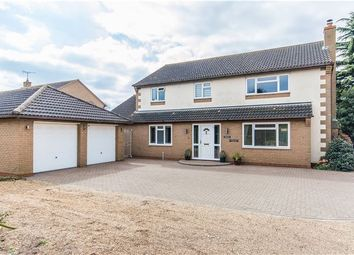 Thumbnail 4 bed detached house for sale in School Lane, Chittering, Cambridge
