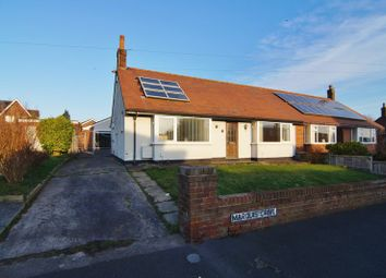 Thumbnail 3 bedroom semi-detached bungalow for sale in Marquis Drive, Freckleton