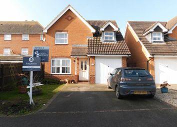 Thumbnail 3 bed detached house for sale in Kestrel Crescent, Brackley