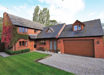 Thumbnail 5 bed detached house for sale in Clifden Road, Worminghall, Aylesbury