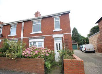 Thumbnail 3 bed terraced house for sale in Thorpe Road, Easington, Peterlee