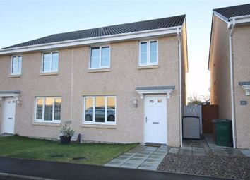 Thumbnail 3 bed semi-detached house for sale in Linkwood Court, Elgin